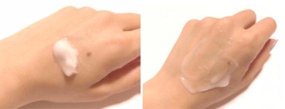 豆乳イソフラボンリンクルジェルクリームの口コミ検証レビュー2