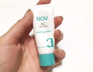 NOV ACアクティブトライアルセットの口コミ検証レビュー20