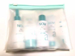 NOV ACアクティブトライアルセットの口コミ検証レビュー5