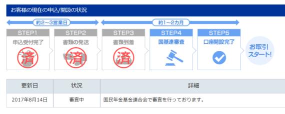 楽天証券でのiDeCo申し込みの流れと必要書類13