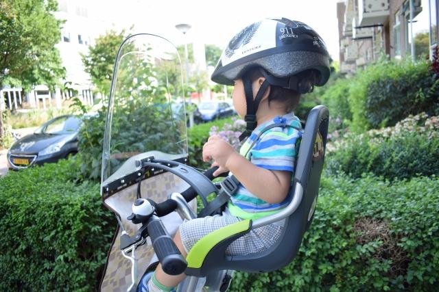 子供乗せ自転車と普通の自転車は何が違う?普通の自転車にチャイルドシートを付けても大丈夫?