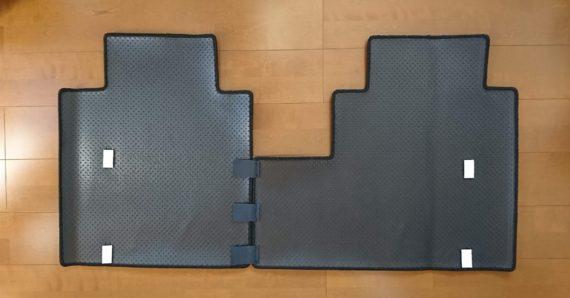 セレナc27シートレールカバーのサイズと使用感レビュー3