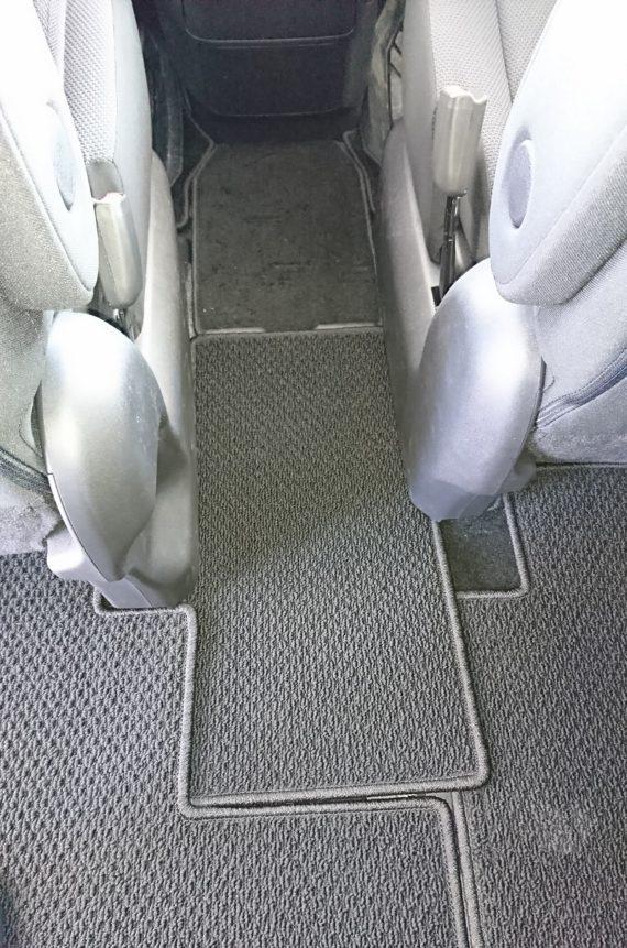 セレナc27シートレールカバーのサイズと使用感レビュー15