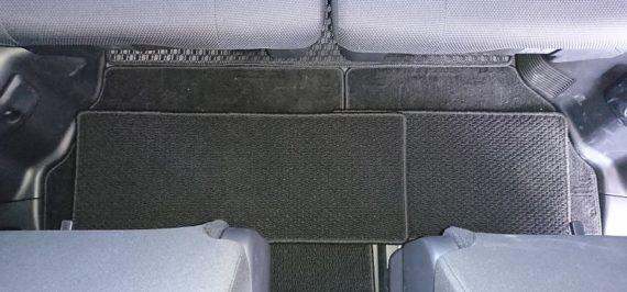 セレナc27シートレールカバーのサイズと使用感レビュー18